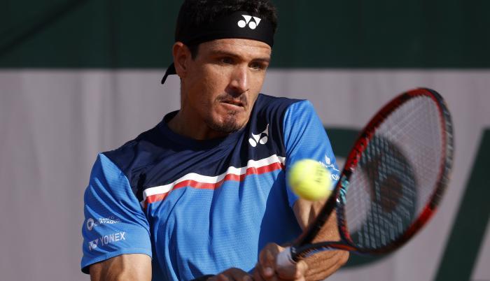 Emilio Gómez qualy Roland Garros 2020