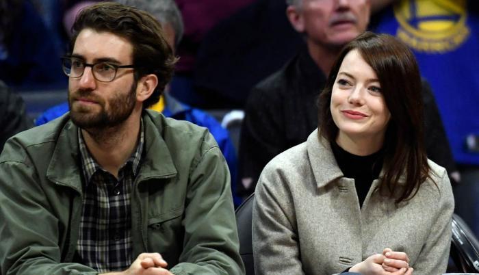 Emma-Stone y David-McCary.