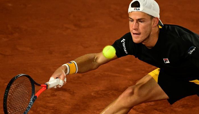 Diego Schwartzman Roland Garros