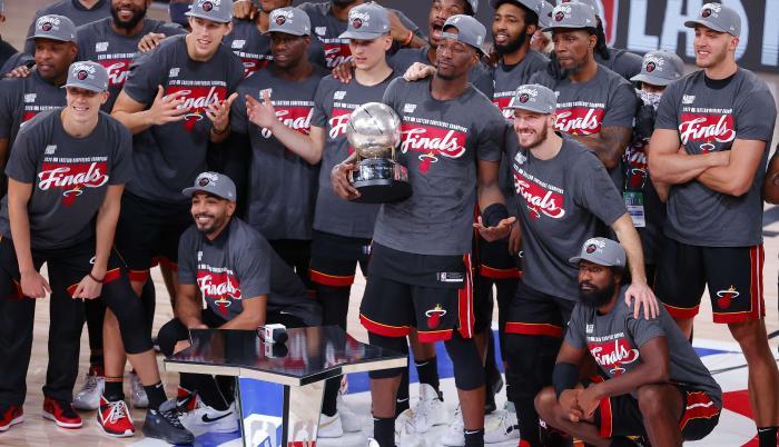 Heat Miami campeón Conferencia Este