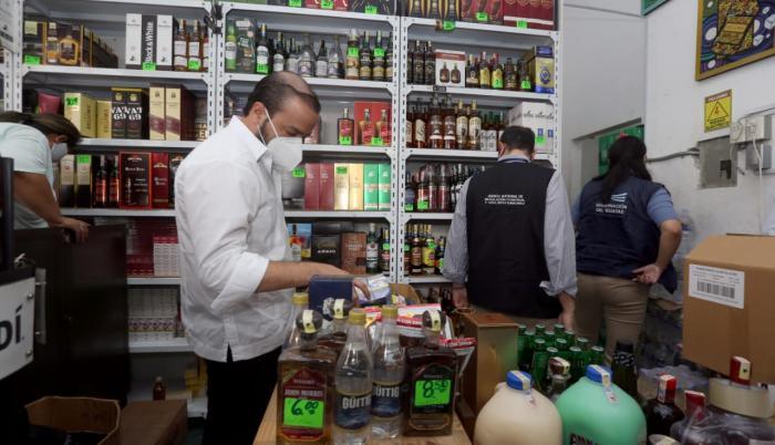 operativo en Guayaquil