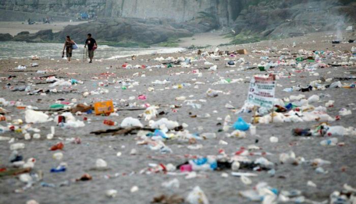 Plastico mundo