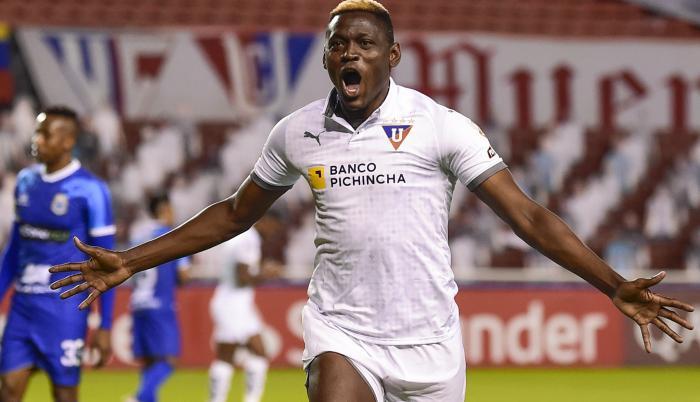 Liga de Quito Binacional
