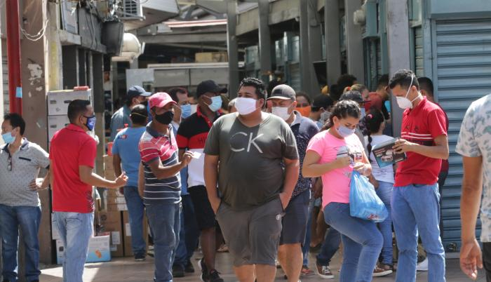 Guayaquil-Pandemia-Comercio