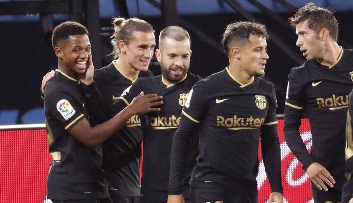 Barcelona-Celta-España-Liga