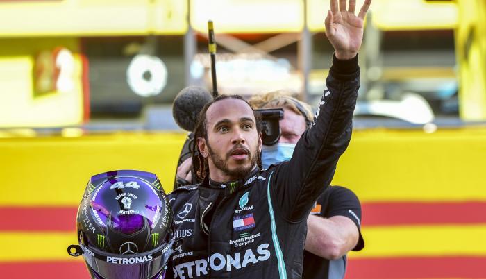 Lewis Hamilton F1
