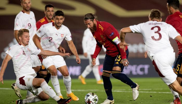 España Liga de Naciones