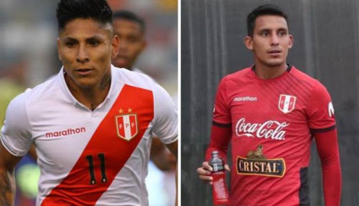 Raúl Ruidíaz Álex Valera Perú Covid-19