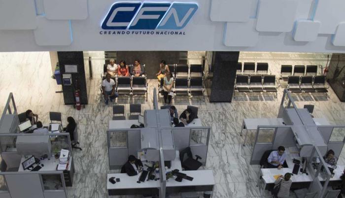 CFN+banca de segundo piso