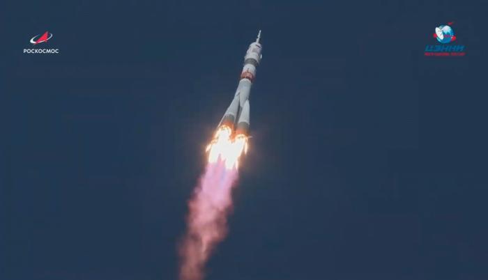 tripulación espacial