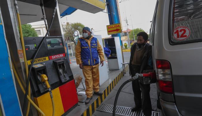 bolivia combustible abastecimiento conflicto electoral