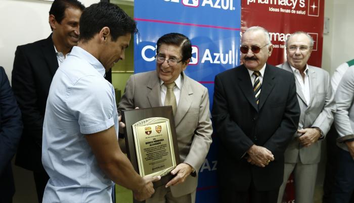 Bosco Mendoza