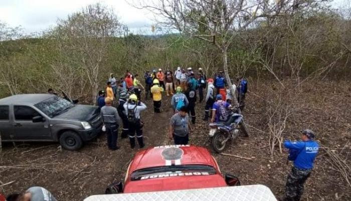Santa Elena pérdida adulto