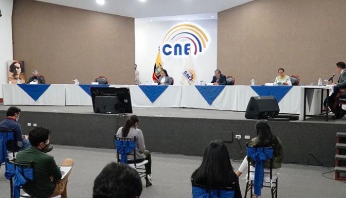 CNE- MACHUCA- elecciones- presidencia