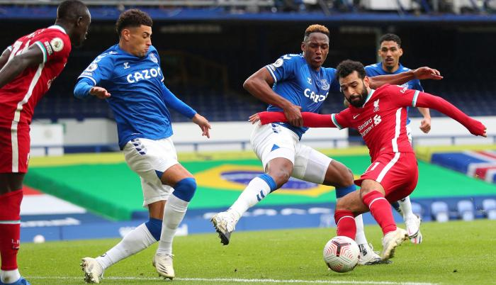 Liverpool Empata Con Everton Tras Una Decision Polemica Del Var