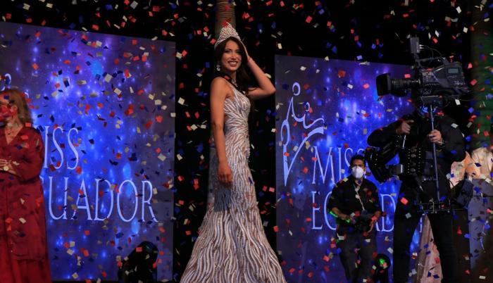 Leyla Espinoza se consagró como la nueva soberana de la belleza del país.
