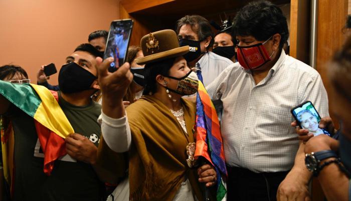 Evo Morales 3