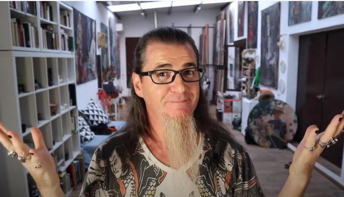 El youtuber Antonio García Villarán dedica un episodio a Guayasamín.