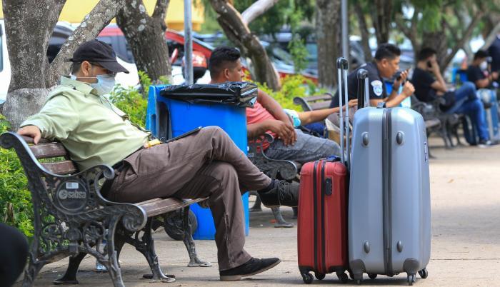 Bolivia sin vuelos