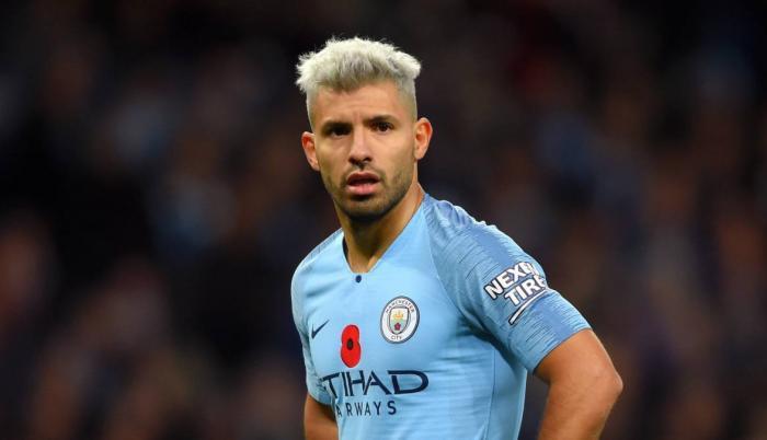 Sergio Kun Aguero Manchester City