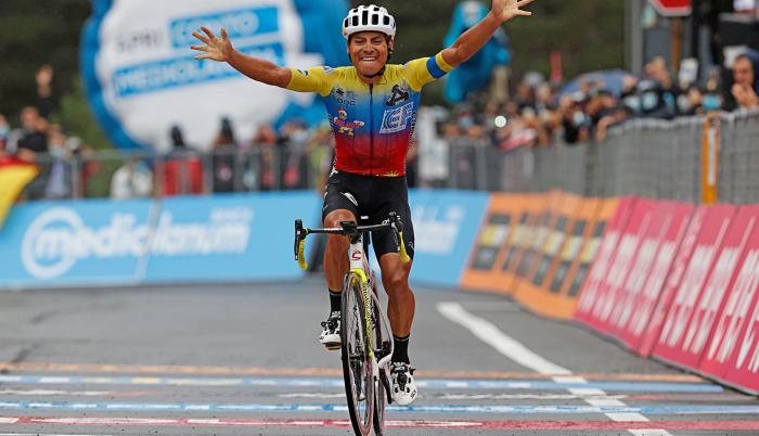 Jonathan Caicedo Giro de Italia