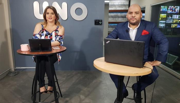 Enrique Muñoz y María del Rosario Gutiérrez