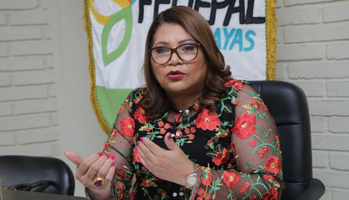 Martha Córdova, Fedepal