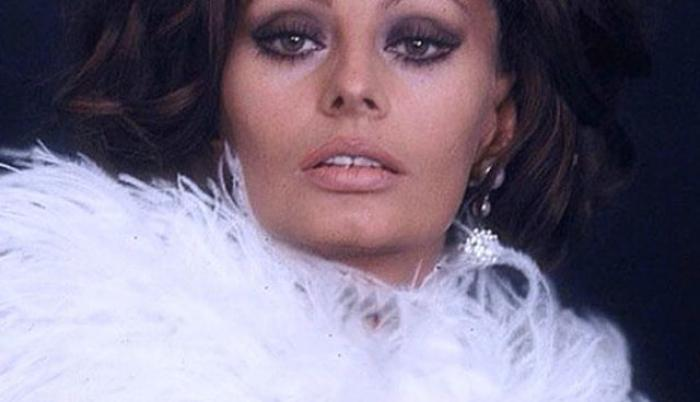 Sophia Loren, actriz italiana