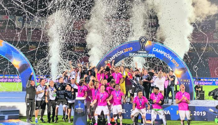 Independiente-Copa-Sudamericana-Fútbol