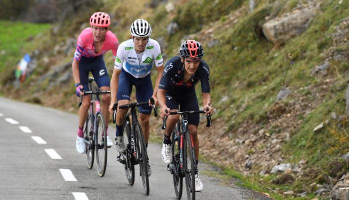 Richard+Carapaz+Ciclismo+Vuelta