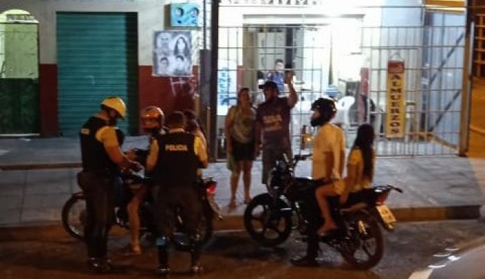 operativo de policia