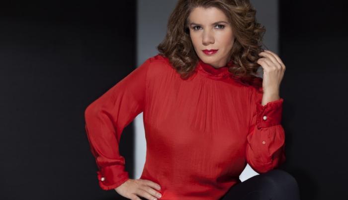 Cristina Rodas, actriz y productora ecuatoriana