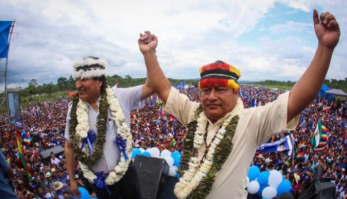 Vargas- Arauz- Morales- Bolivia
