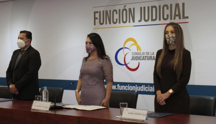 JUDICATURA VOLCADO