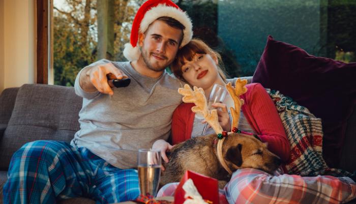Navidad en Netflix
