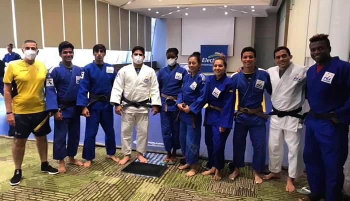 Ecuador judo panamericano