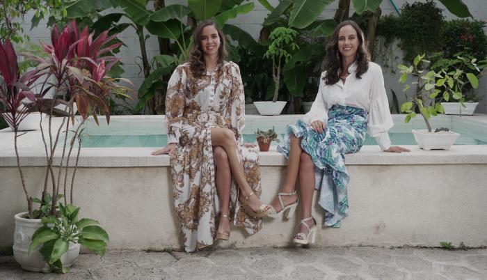 Camila y Paulina Arnés, ambientalistas