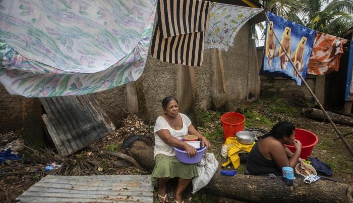 crisis agua centroamerica