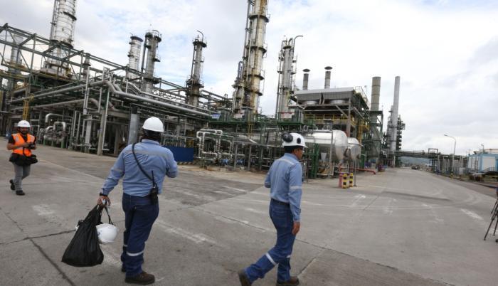 La Refinería de Esmeraldas es el activo más costoso de Petroecuador.