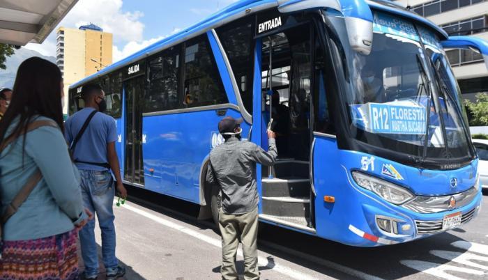 El sistema de transporte capitalino se modificará.