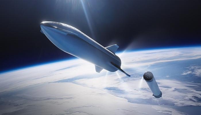 EuropaPress_3460563_concepto_nave_starship