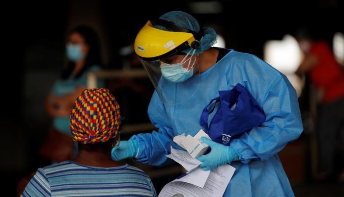 coronavirus referencial Panamá