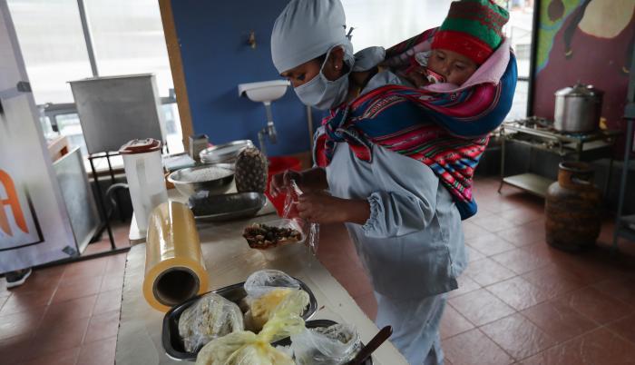 bolivia pizzas probreza covid