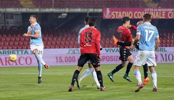 Benevento-Lazio-Serie-A
