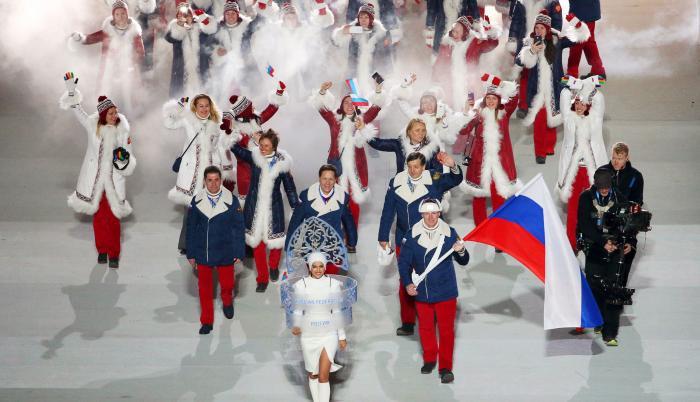 Rusia Sochi 2014