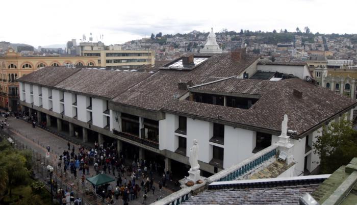 El Municipio de Quito tiene un informe de Contraloría.