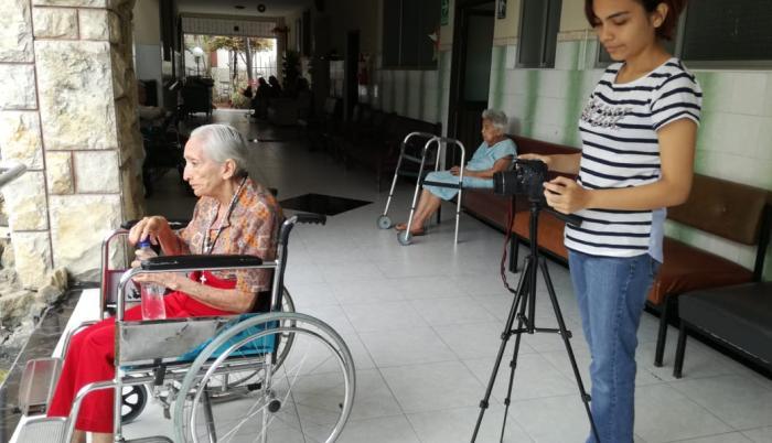 Asilo de adulto mayor