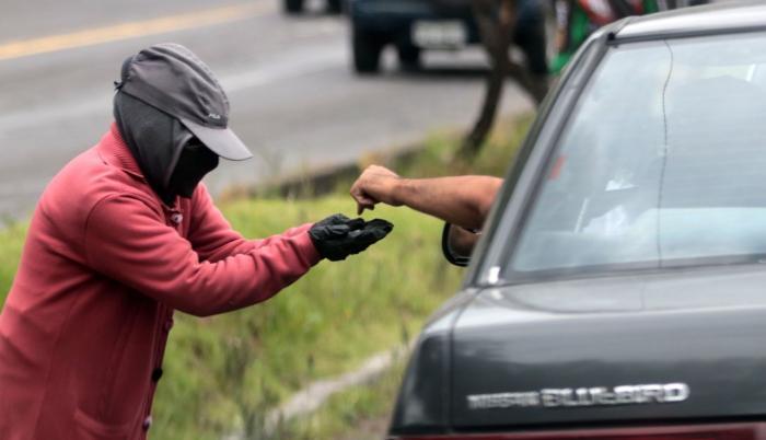 La pobreza en Quito se evidencia más desde la pandemia.