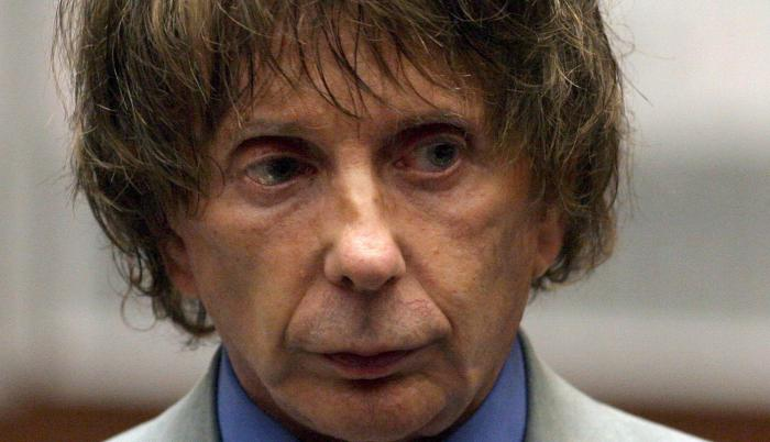 Phil Spector has died (32951955)
