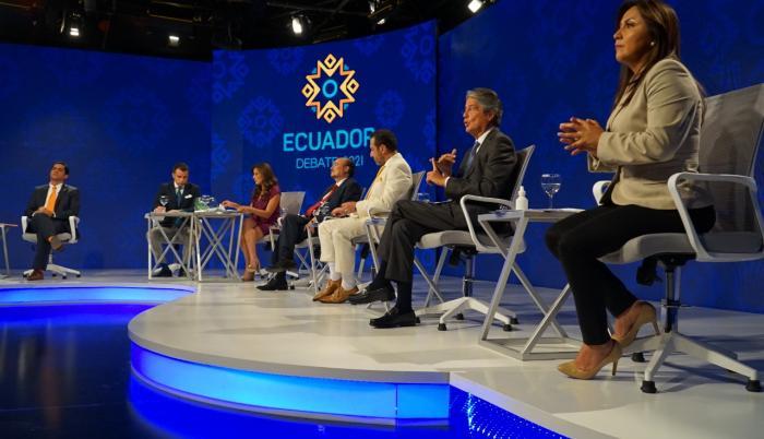 Debate Presidencial,10 ene. 21